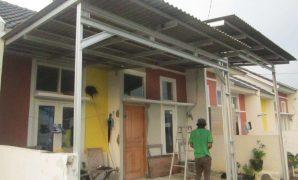 Proyek Canopy Baja Ringan Asbes di Permata Cikarang Timur