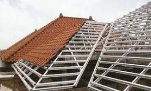 Spesifikasi rangka atap baja ringan