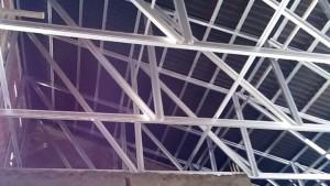 rangka atap calgary