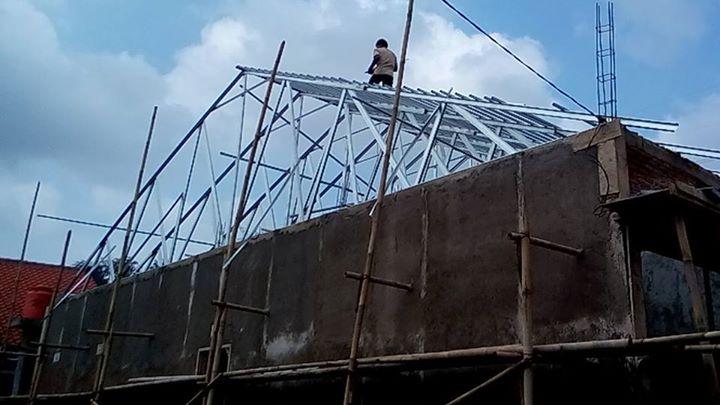 rangka atap sukamahi