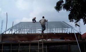 atap baja ringan sukamahi