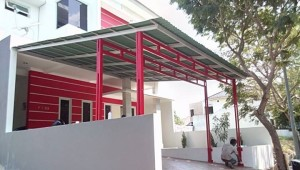 canopy model doule tiang