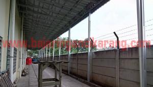 canopy baja ringan untuk pabrik