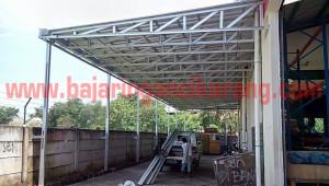kanopi baja ringan untuk pabrik