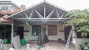 canopy model pelana
