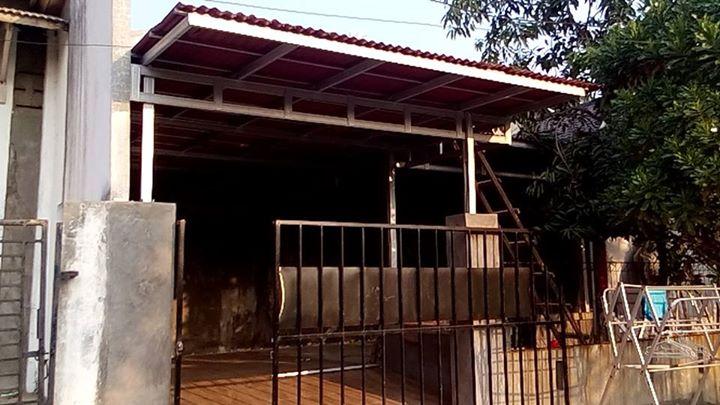 Canopy Jl. Komodo