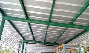 canopy atap spandeck