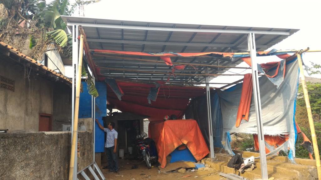 Canopy Spandeck Bekasi