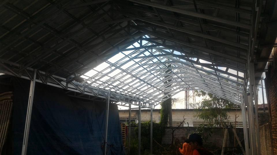 konstruksi baja ringan bekasi