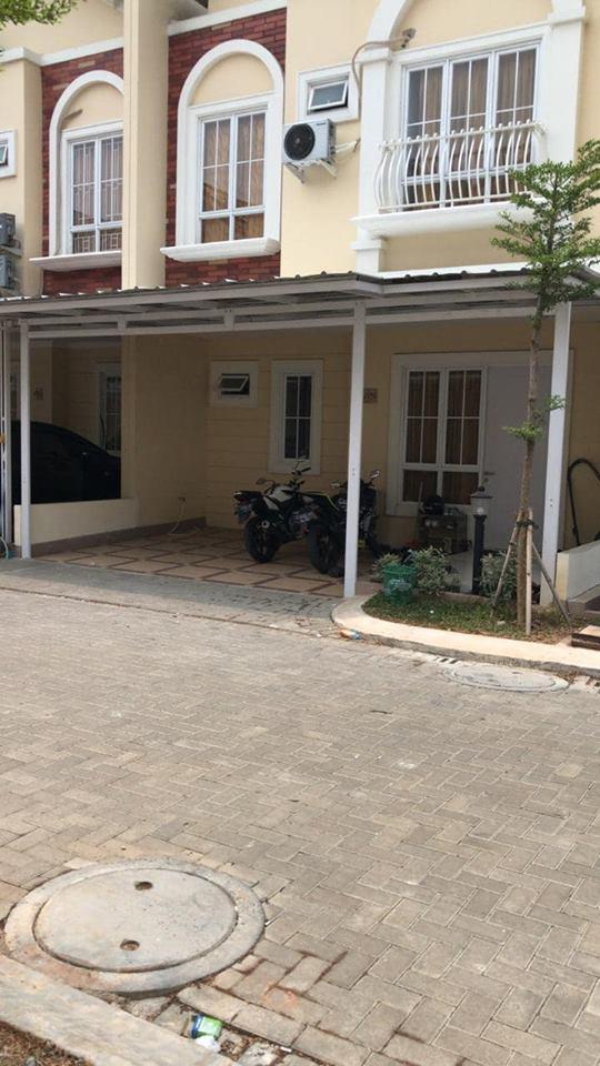 kanopi d'java residence jababeka