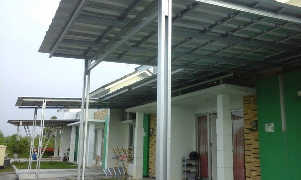 canopy d'java residence