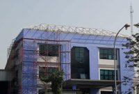 proyek atap kantor