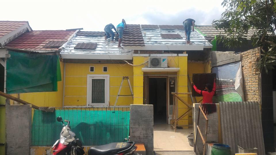 renovasi atap cikarang