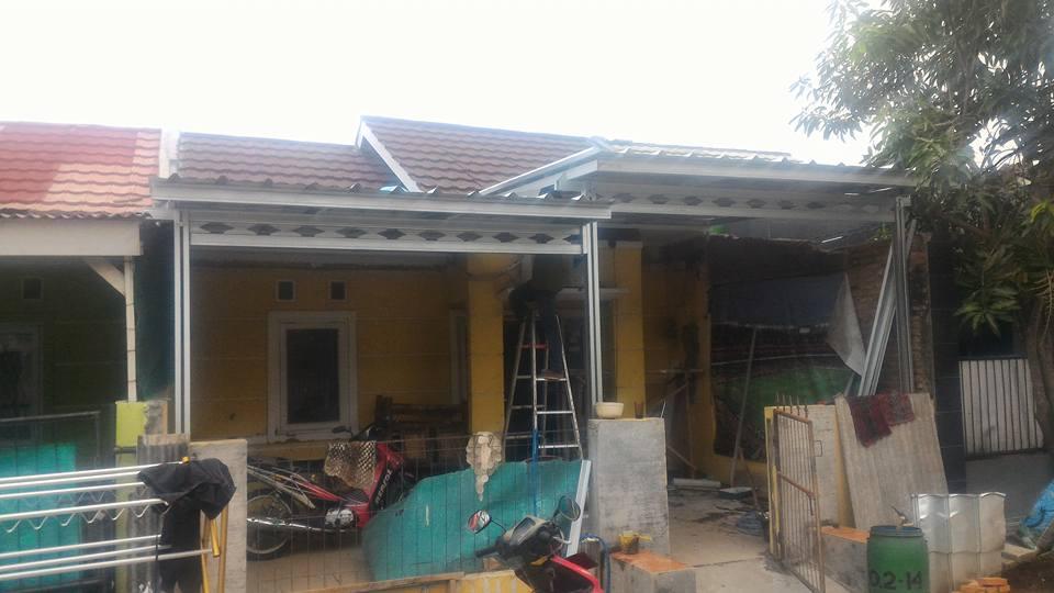 renovasi atap dan kanopi