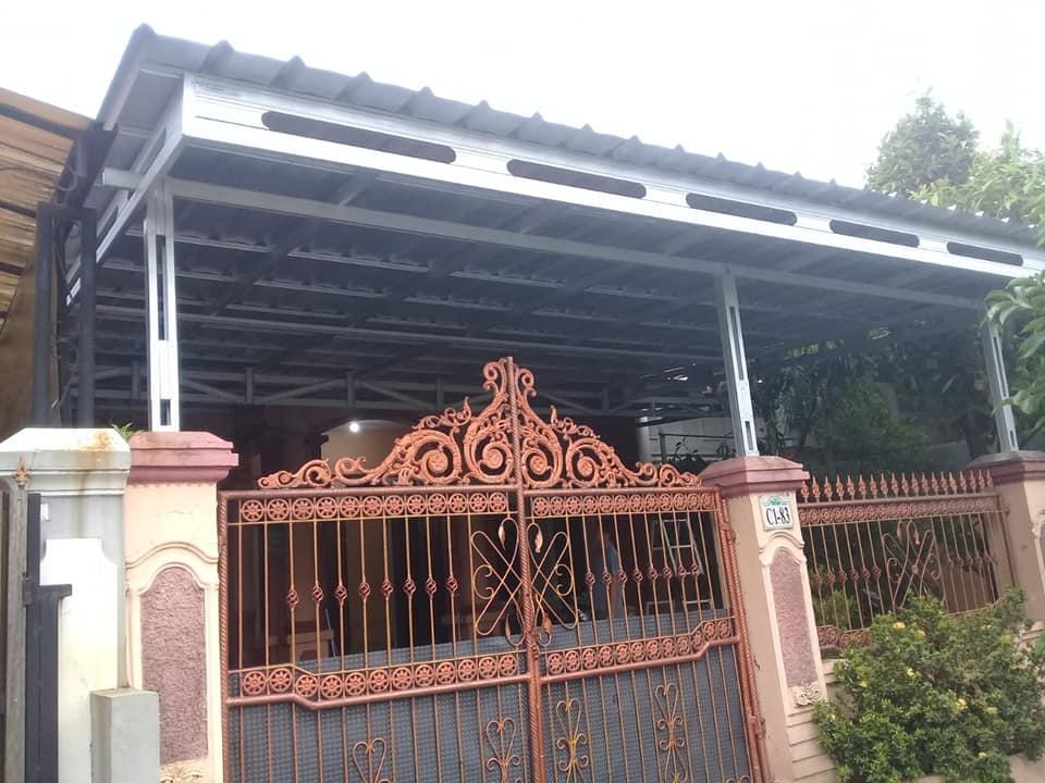 kanopi garasi rumah