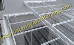 kanopi exceltech transparan