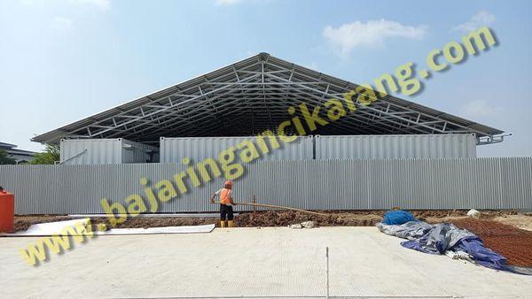 atap kontainer office