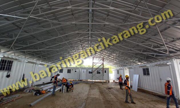 konstruksi atap cremona